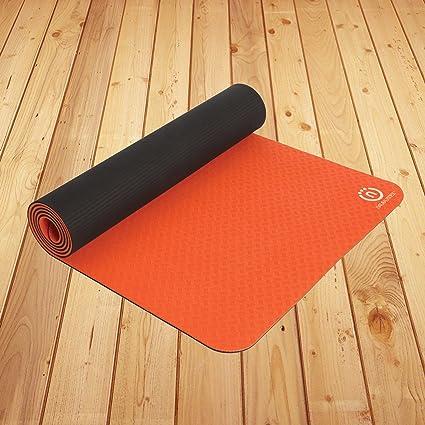 Amazon.com: Natural Fitness Powerhouse Pro Estera de Yoga ...