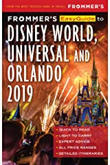 Frommer's EasyGuide to DisneyWorld, Universal and Orlando 2019 Kindle Edition