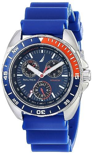 Nautica N07578G Hombres Relojes