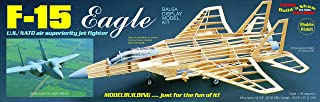 product image for Guillow's F-15 Eagle Model Kit