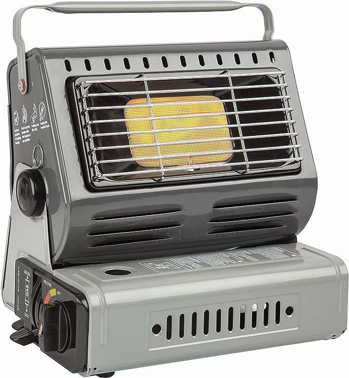 VTK Camping – Potente. – Calefacción, calefactor portátil ...