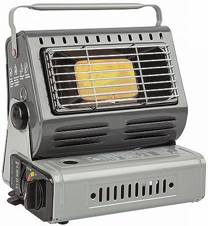 VTK Camping – Potente. – Calefacción, calefactor portátil compacto. – 1300.