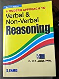 A Modern Approach to Verbal & Non-Verbal Reasoning by R.S.Aggarwal