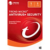 Trend Micro AntiVirus+ 2018 (1 Device) [Download]