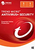 Software : Trend Micro AntiVirus+ 2018 (1 Device) [Download]