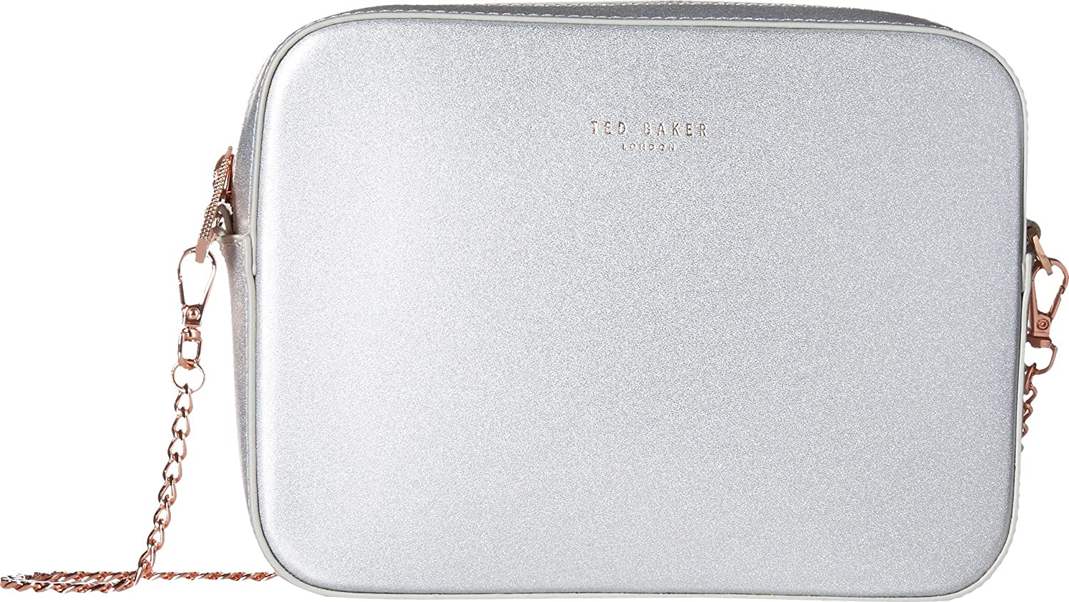 f609441b9 Ted Baker Laneyy, Silver: Amazon.co.uk: Shoes & Bags
