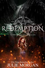 Redemption (Chronicles Of The Fallen Book 2) Kindle Edition