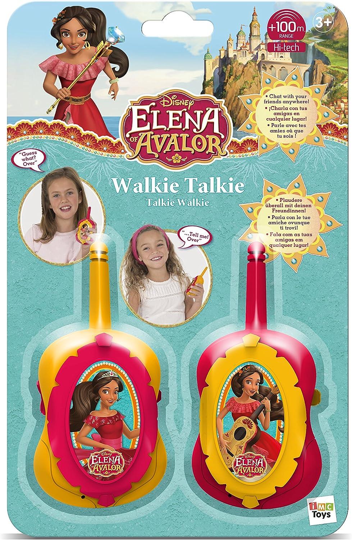 IMC Toys Elena de Ávalor Walkie Talkie en blíster (Propio 291027)