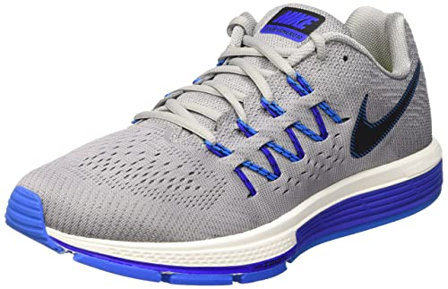 brand new 57608 6505f Nike Men s Air Zoom Vomero 10 Wolf Grey Black Drk Gry PHT Bl Running Shoe  9. 5 Men US  Buy Online at Low Prices in India - Amazon.in