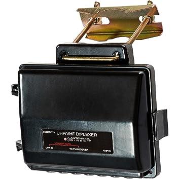 Review VHF/UHF Antenna Combiner