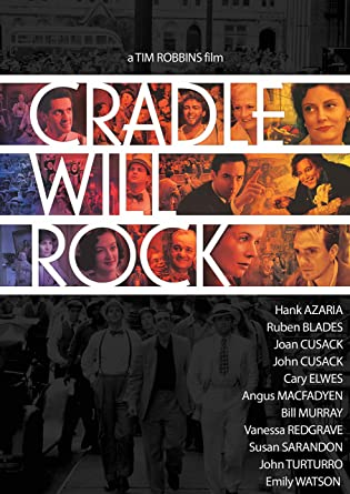 Amazon Com Cradle Will Rock Special Edition Tim Robbins Bill Murray John Cusack Movies Tv Played delivery boy in watch it in 1993. cradle will rock special edition