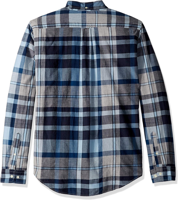 GANT Mens The Fall Madras Slim Fit Shirt