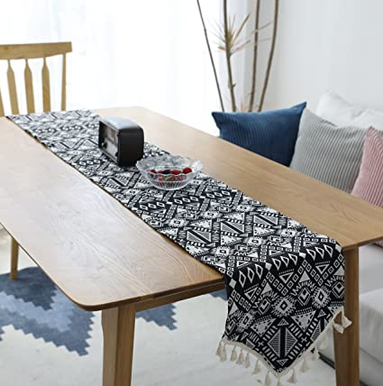 Amazoncom Koyiscloth Retro Bohemia Style Dining Table Flags - Restaurant style kitchen table