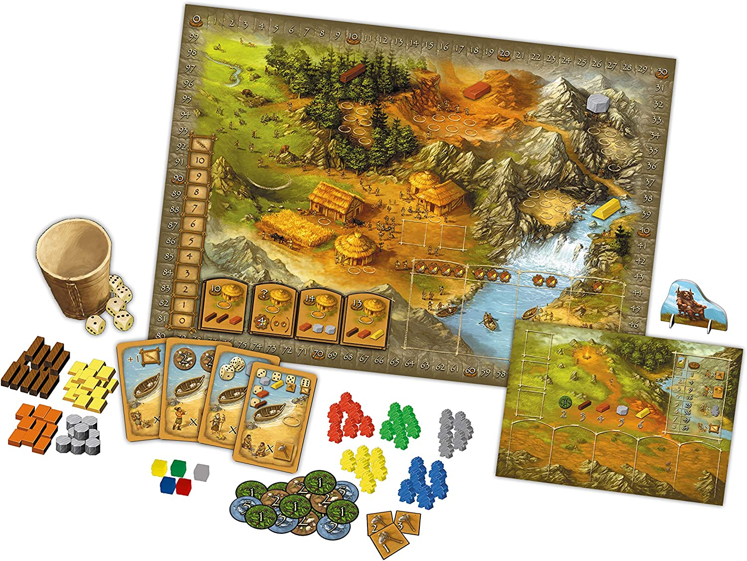 Best Board Games Similar to Catan