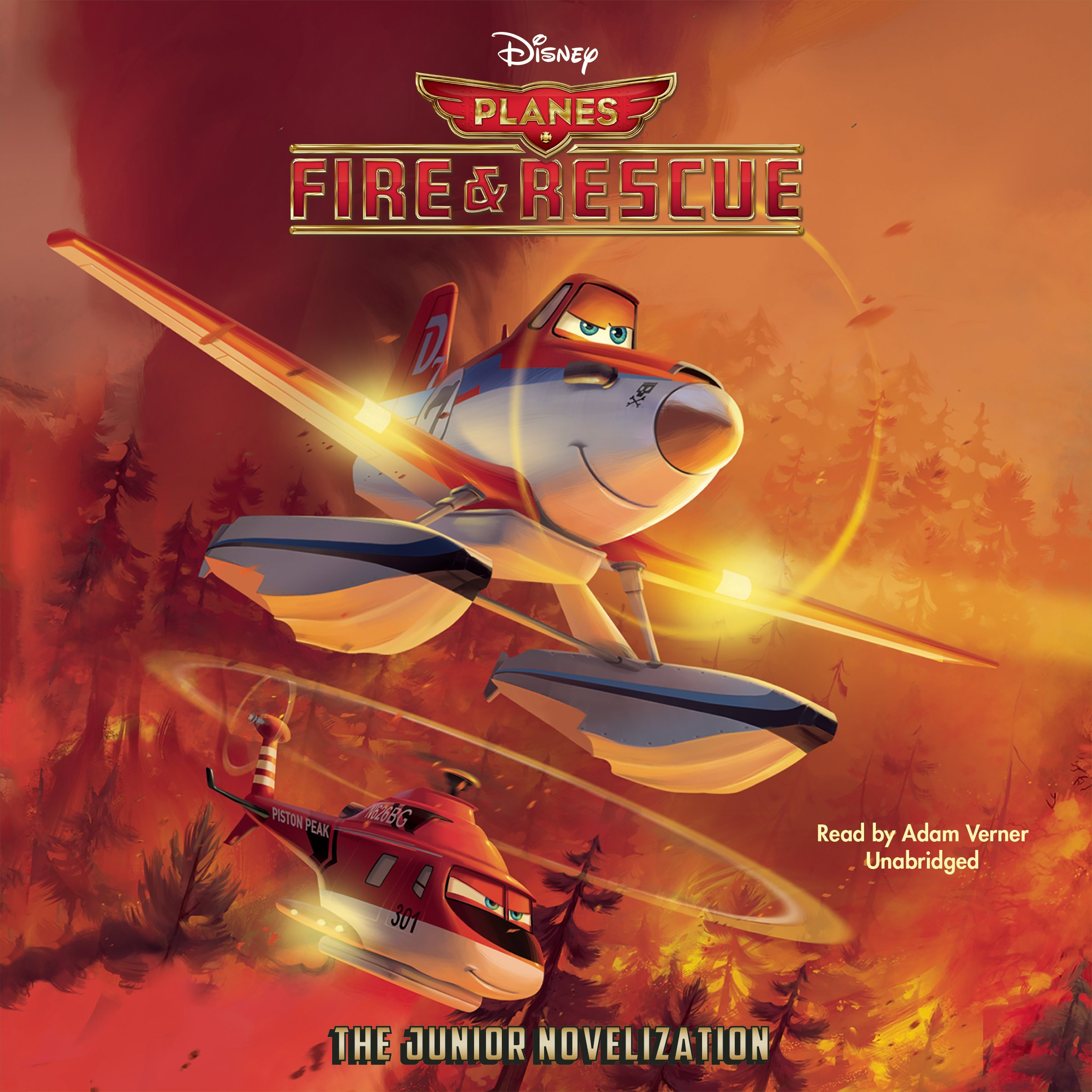 Download Planes: Fire & Rescue (The Junior Novelization) (Disney Planes) pdf