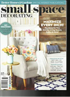 Small Space Decorating Magazine 2018 | Country Almanac 229: Various ...