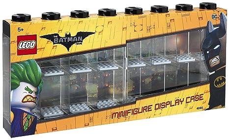 Amazon.com: LEGO Batman Minifigure Display Case 16 Black: Room ...