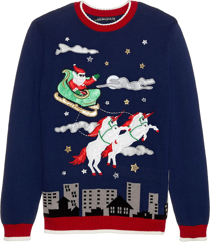 Blizzard Bay Girls Ugly Chrismas Sweater Tunic