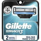 Gillette Mach3 Men's Razor Blade Refills