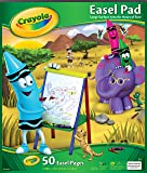 Crayola Easel Pad, 50 Sheets Extra Large 17x20 Inch Paper Easel Pad for Large Easel, Create Posters Banners Welcome Signs and More!