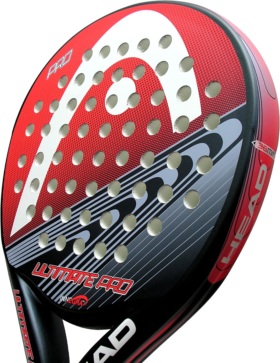 Pala de padel - Head Ultimate Pro 2015: Amazon.es: Deportes y aire ...