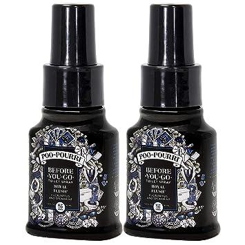 Amazon.com: Poo-Pourri 2 onzas antes de usted-go-WC Spray ...