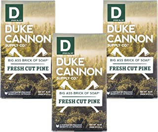 product image for Duke Cannon Great American Frontier Men's Big Brick of Soap - Fresh Cut Pine, 10 ounce (3 pack)