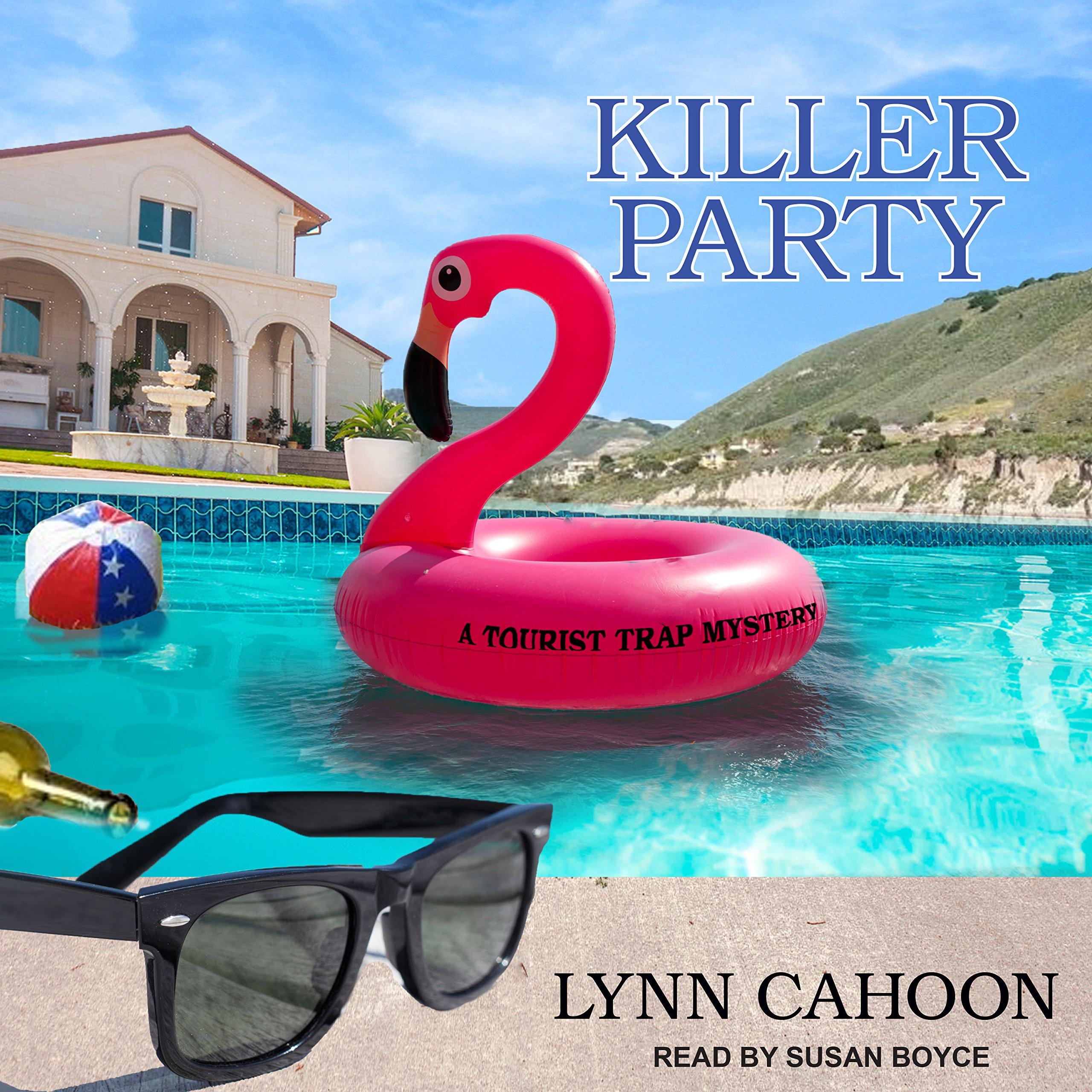 Download Killer Party (Tourist Trap Mystery) pdf epub