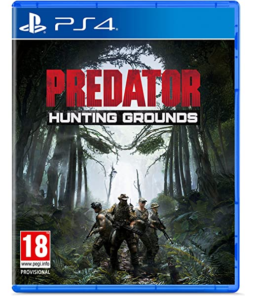 Predator: Hunting Grounds: Amazon.es: Videojuegos