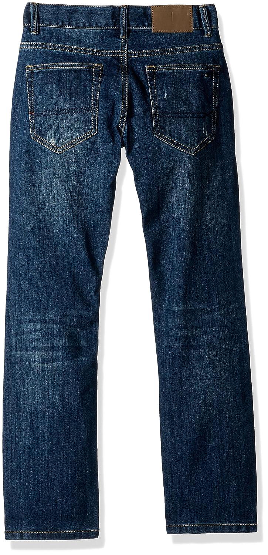 d42c97a8 Amazon.com: Tommy Hilfiger Boys' Stretch Denim Jeans: Clothing