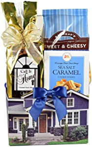 Gift Basket Village Housewarming Gift Basket for New Homeowners - Help Celebrate Their New House With A Basket On Moving Day