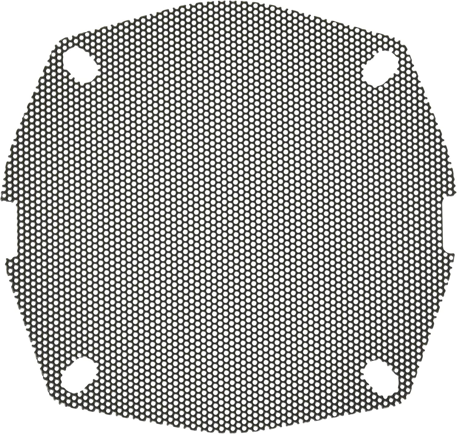 Hogtunes SGF AA Metal Mesh Replacement Front Speaker Grilles for 1996-2013 Harley-Davidson FLH Touring Models SGF GRILL-AA SGF Grill-AA