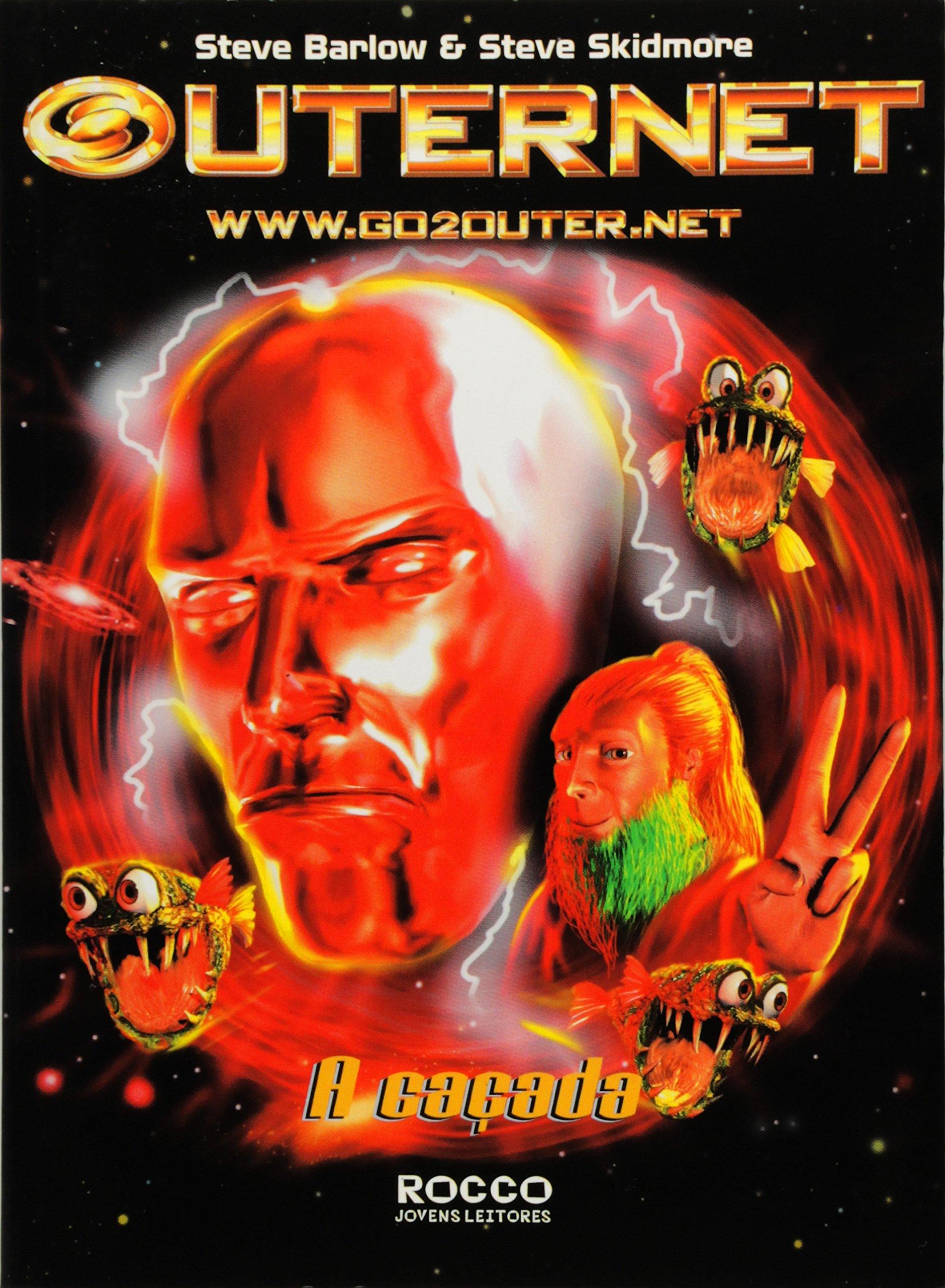 Capa de Outernet: a caçada