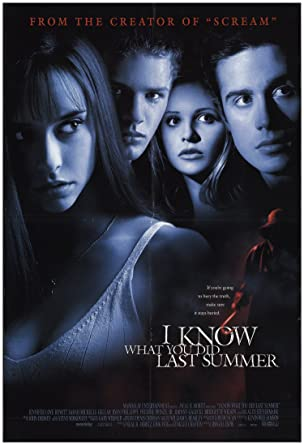 I Know What You Did Last Summer 1997 Authentic 27 X 40 Original