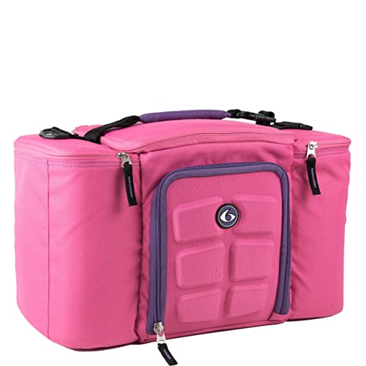 Innovator Insulated Meal Management Bag, Pink, 300 (3 Meals)