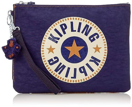 Kipling Iaka L Wristlet, Monederos para Mujer
