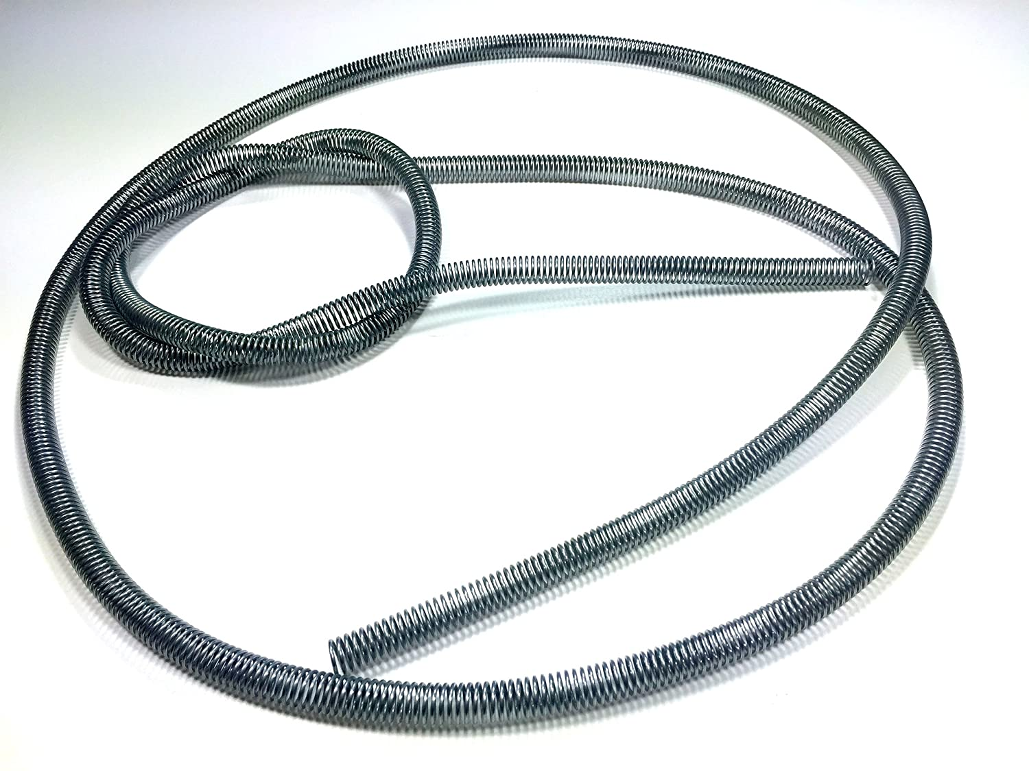 3/8' Spring Wrap for Steel Fuel Line - 8 Ft. The Stop Shop