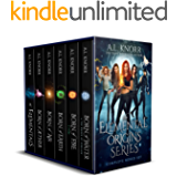 Elemental Origins: The Complete Series Bundle: (Water, Fire, Earth, Air, Aether, Ensemble Novel)