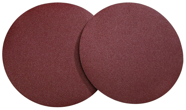 B0000DD2DF Woodstock D1336 12-Inch Diameter PSA 80 Grit Aluminum Oxide Sanding Disc, 2-Pack 91SN%2Bk1q4LL