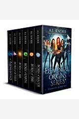 Elemental Origins: The Complete Series Bundle: (Water, Fire, Earth, Air, Aether, Ensemble Novel) (The Elemental Origins Series) Kindle Edition