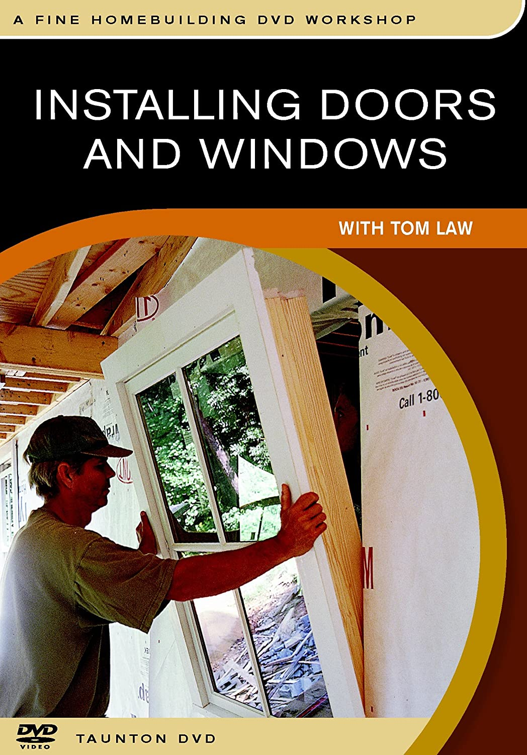 Installing kitchen cabinets and countertops with tom law - Amazon Com Installing Doors And Windows With Tom Law Tom Law Movies Tv