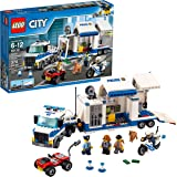 LEGO City Police Mobile Command Center Truck 60139 Building Toy, Action Cop Motorbike and ATV Play Set for Boys and…