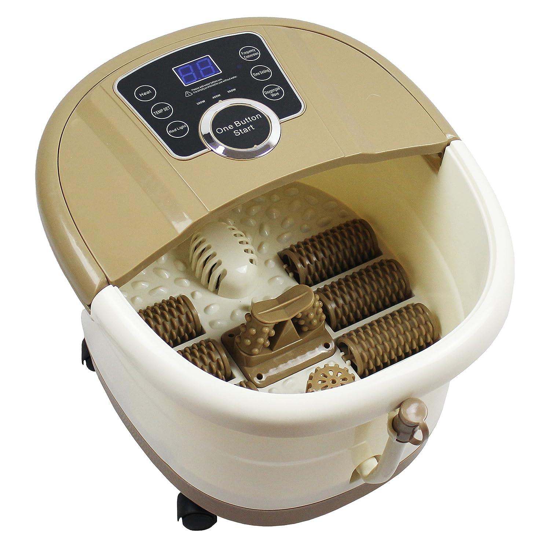 amazon com foot baths spas beauty personal care foot spas