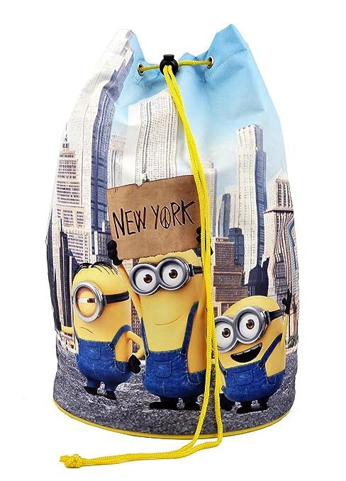 Coriex Minion bolsa de deporte bolsa de deportes para niños ...