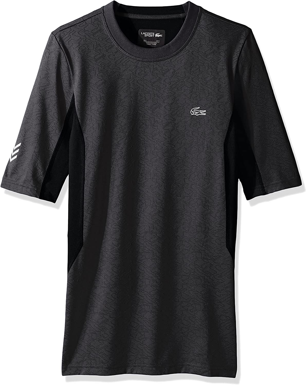 Lacoste Mens Performance Compression Short Sleeve Tee Shirt TH2079-51