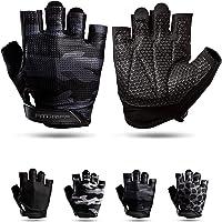 Fitgriff® Fitness Handschoenen V3 - Anti Slip Dumbbell Gloves - Heren en Dames - voor Sport, Gym, Gewichten, Bescherming…