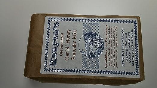 Kenyon del Old Fashioned Avena N Miel Pancake Mix: Amazon ...