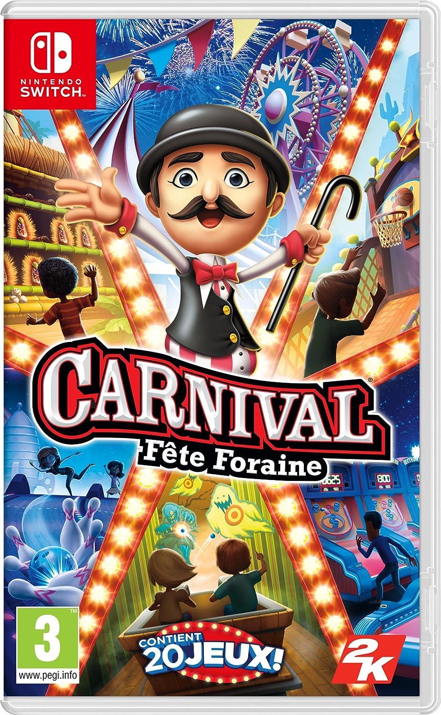 Carnival Fête Foraine [Importación francesa]: Amazon.es: Videojuegos