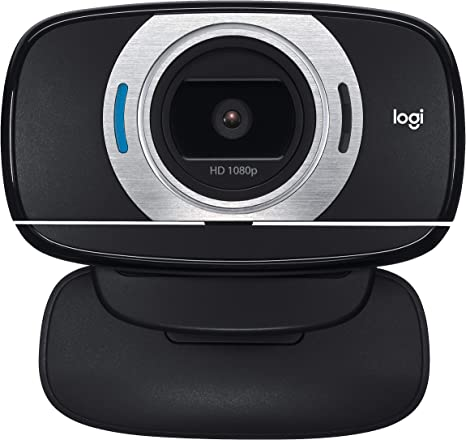 Amazon Com Logitech Hd Laptop Webcam C615 With Fold And Go Design