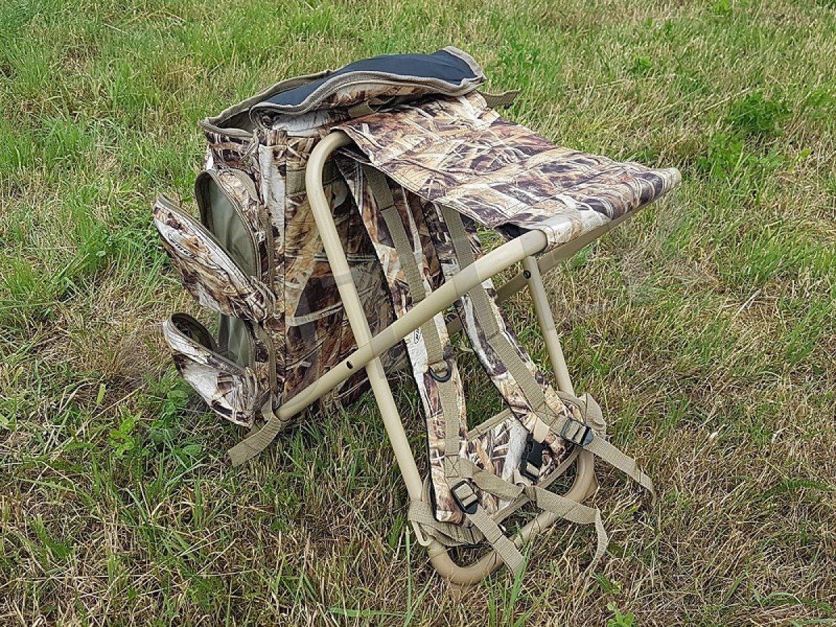 Zaino da viaggio litri con sedia portatile pieghevole da